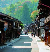 奈良井宿・平沢の散策のイメージ